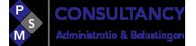PSM Consultancy | Administratie & Belastingen | Administración e impuestos | Administration & Taxes